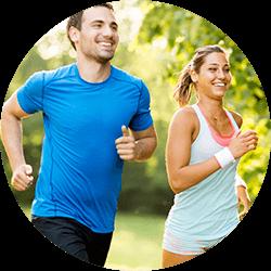 Mit Fitnessabnehmen heißt fit und glücklich sein
